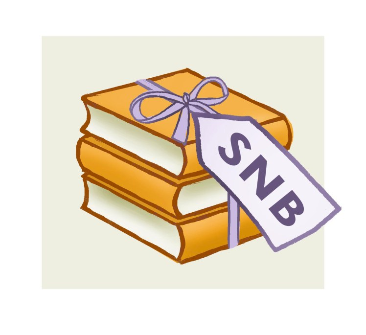 Image result for shiny new books logo