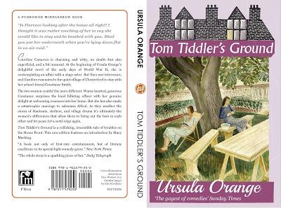 Image result for tom tiddler's ground orange